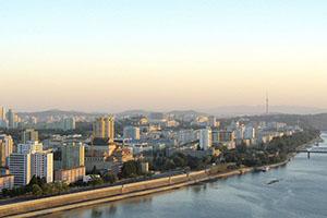 Пхенян - столицата на Северна Корея
