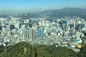 Сеул - столицата на Южна Корея