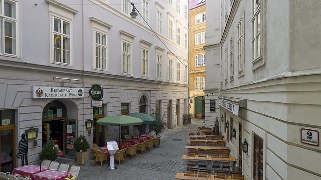Виена кафене