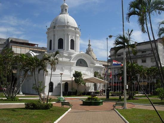 Асунсион столица