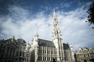 Брюксел забележителности