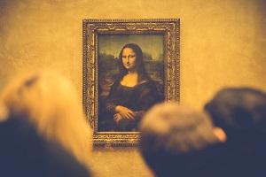 Лувъра и Мона Лизa