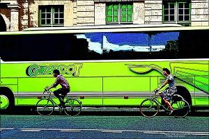 Париж транспорт
