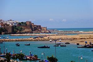 Рабат столицата на Мароко