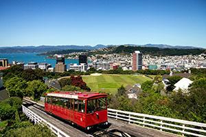 Уелингтън столицата на Нова Зеландия