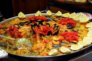 Типични испански ястия