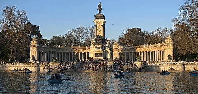 Мадрид столицата на Испания