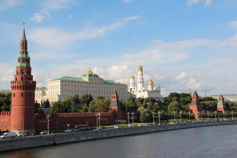 Москва руската столица
