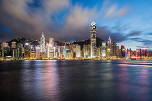 Хонг Конг впечатлява