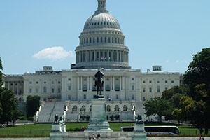 Вашингтон - столицата на САЩ