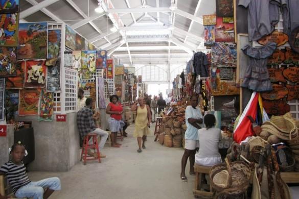 Порт о Пренс - столицата на Хаити