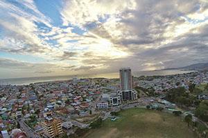 Порт ъф Спейн - столицата на Тринидад и Тобаго