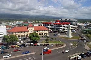 Апия - столицата на Самоа