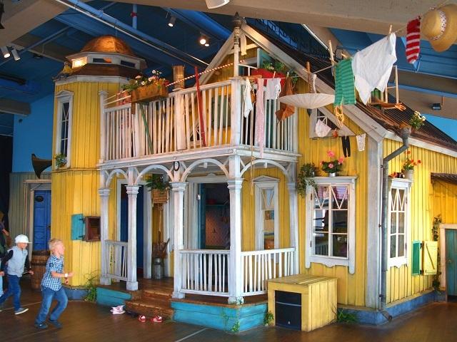 Детски музей Юнибакен