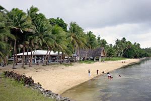 Малекеок - столицата на Палау
