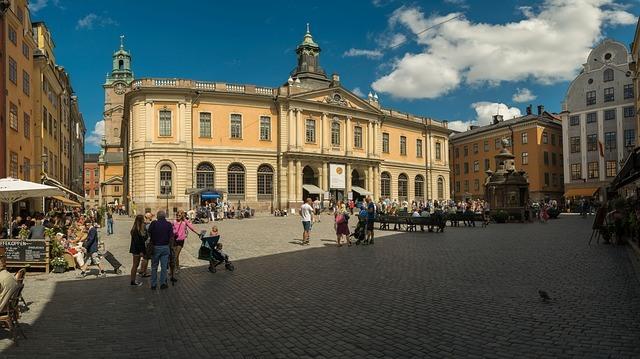 Нобелов музей Стокхолм