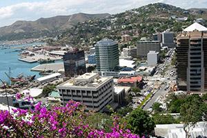 Порт Морсби - столицата на Папуа и Нова Гвинея