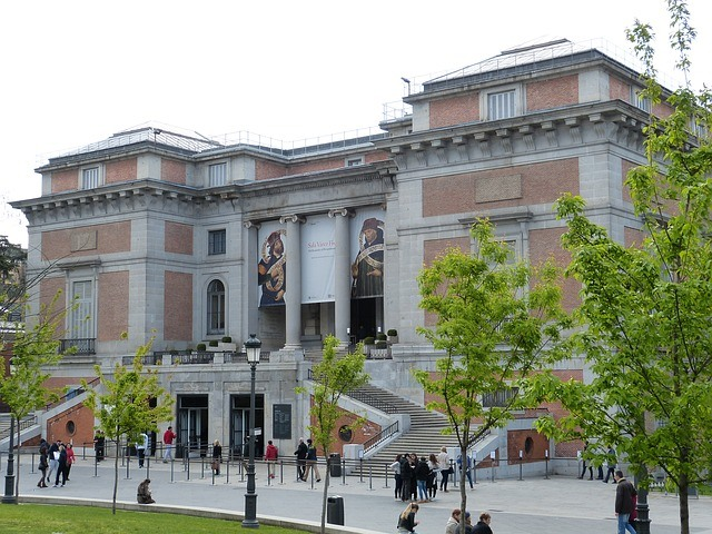 Прадо Мадрид