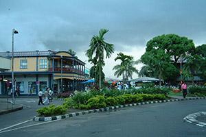 Сува - столицата на Фиджи