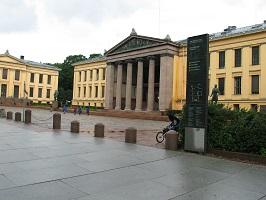 Унивеситетът в Осло