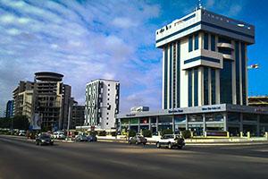 Акра - столицата на Гана