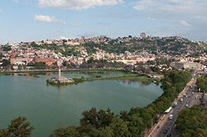 Антанариво - столицата на Мадагаскар