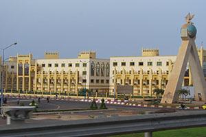 Бамако - столицата на Мали