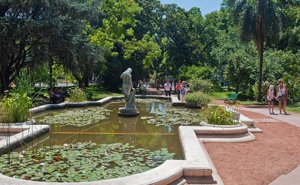 Ботаническа градина Буенос Айрес
