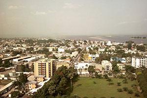 Бразавил - столицата на Република Конго