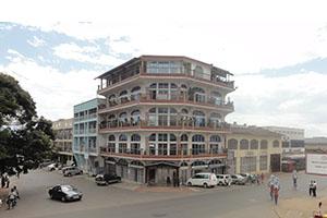 Бужумбура - столицата на Бурунди