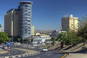Виндхук - столицата на Намибия