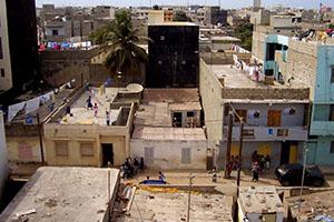 Дакар - столицата на Сенегал
