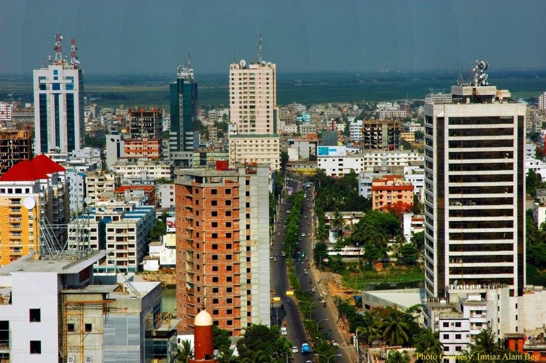 Дака - столицата на Багладеш