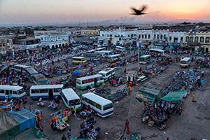 Джибути - столицата на Джибути