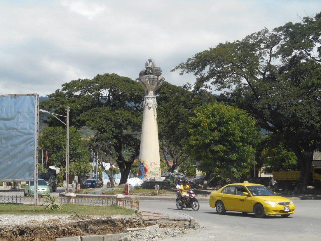 Дили - столицата на Източен Тимор