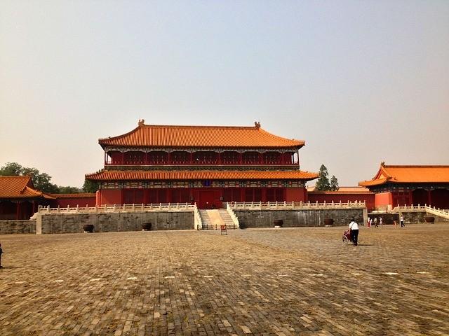 Императорският дворец Пекин 1