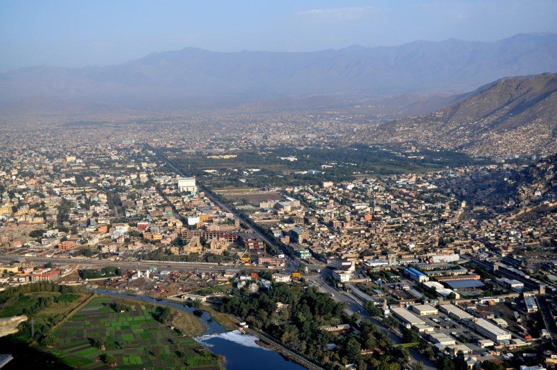 Кабул - столицата на Афганистан