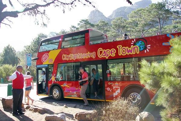Кейптаун автобусна обиколка