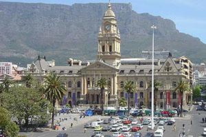 Кейптаун - столицата на ЮАР
