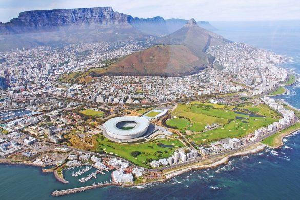 Кейптаун пари