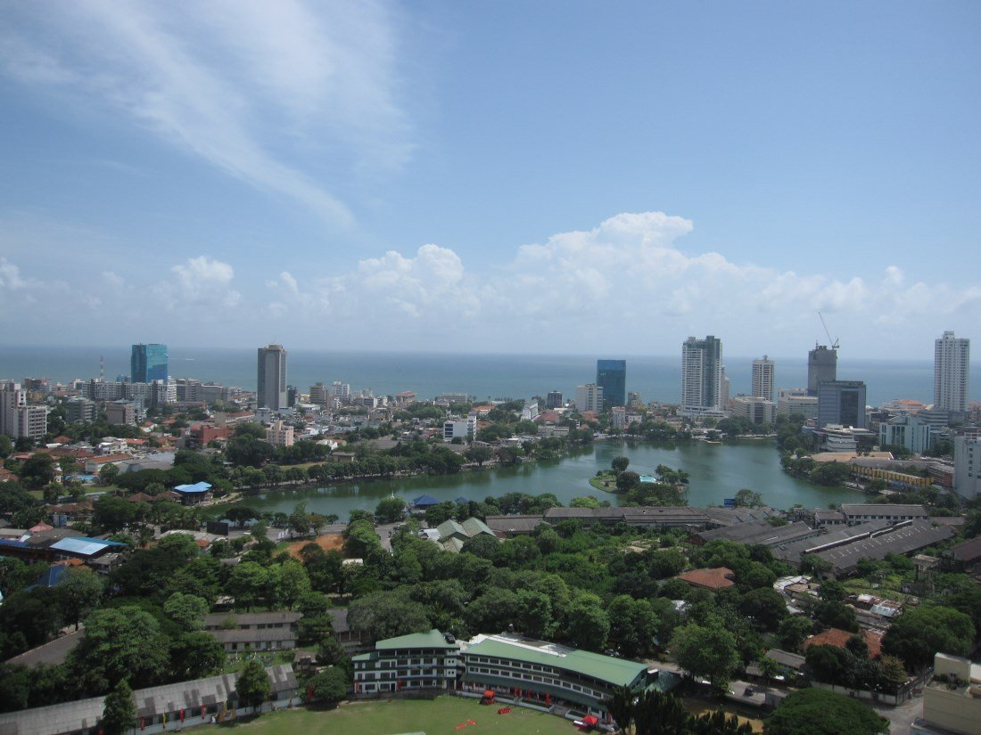 Коте - столицата на Шри Ланка