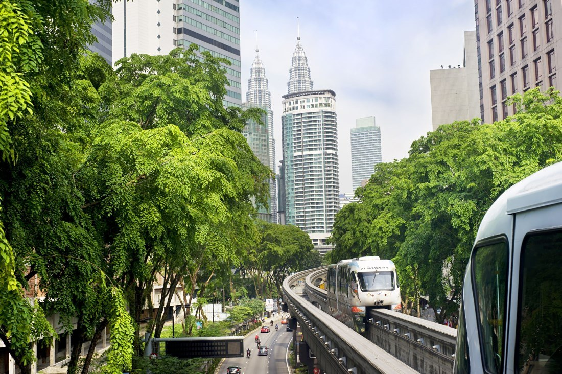 Куала Лумпур - столицата на Малайзия