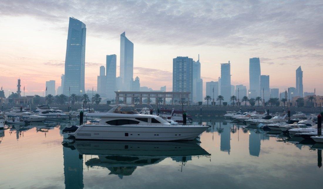 Кувейт - столицата на Кувейт