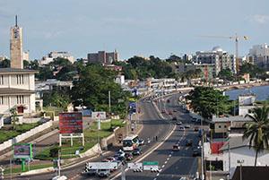 Либървил - столицата на Габон