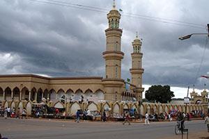 Лилонгве - столицата на Малави
