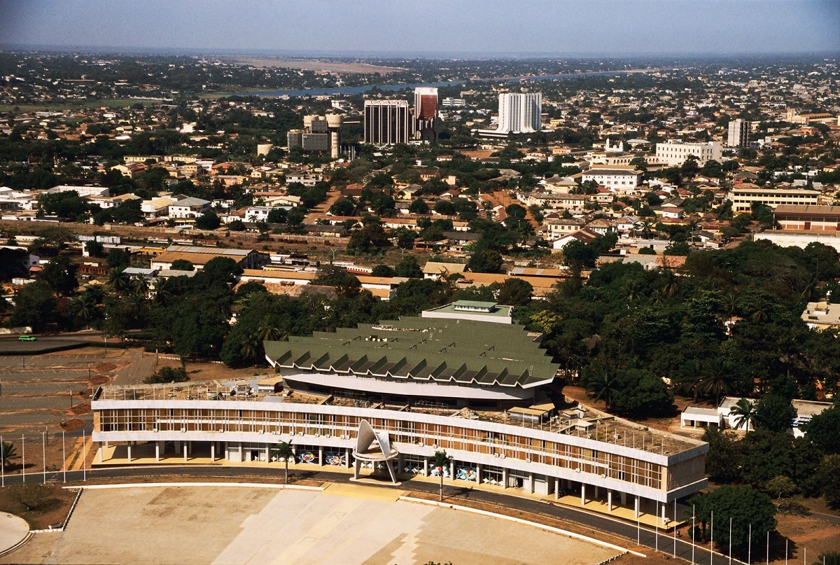 Ломе - столицата на Того | Столиците по света