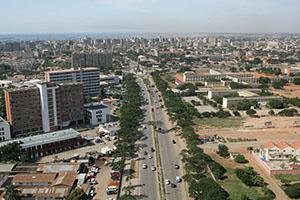 Луанда - столицата на Ангола