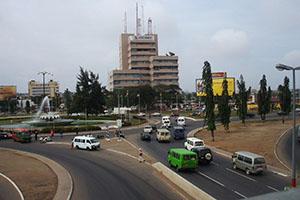 Лусака - столицата на Замбия
