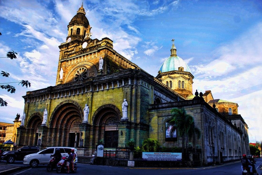 Манила - столицата на Филипини