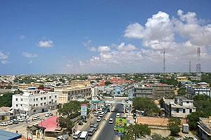 Могадишу - столицата на Сомалия